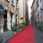 Въпросните червени килими по улиците