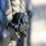 Декоративна фигура на порта