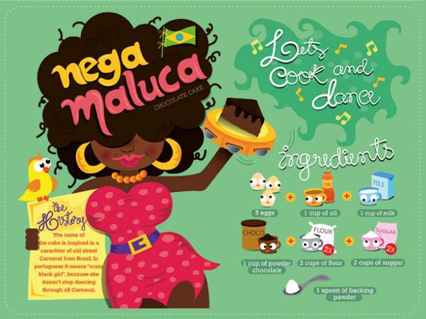Шоколадова торта Nega Maluca