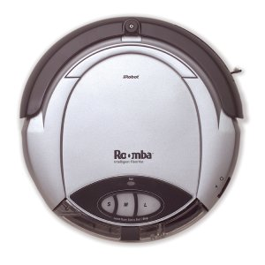 IRobot Roomba Intelligent Floorvac