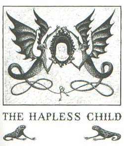 The Hapless Child Cover