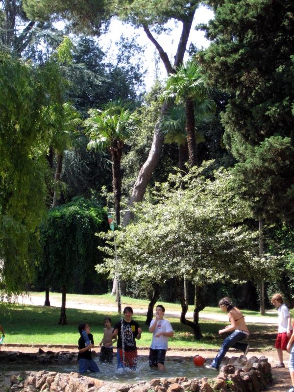 Villa Celimontana Garden
